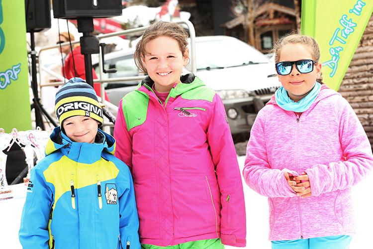 Familienskigebiet Hochfügen Skispaß Tiroler Zillertal Familienskiurlaub Winter