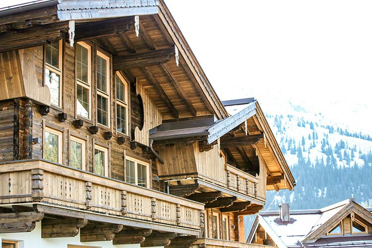 Zillertal Unterkunft Chalets Reservierung