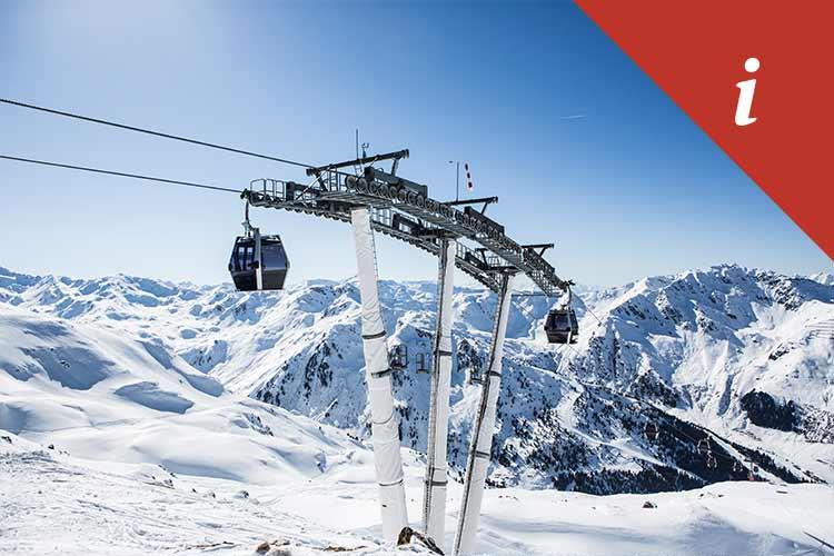 Skigebiet Tirol Zillertal Hochfügen Skiticketpreise Wintersportprofis Seilbahn