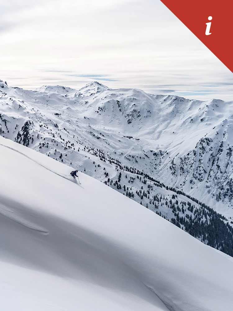 Zillertal Skifahren Tirol Skispaß Skitickets Saisonkarten Hochfügen