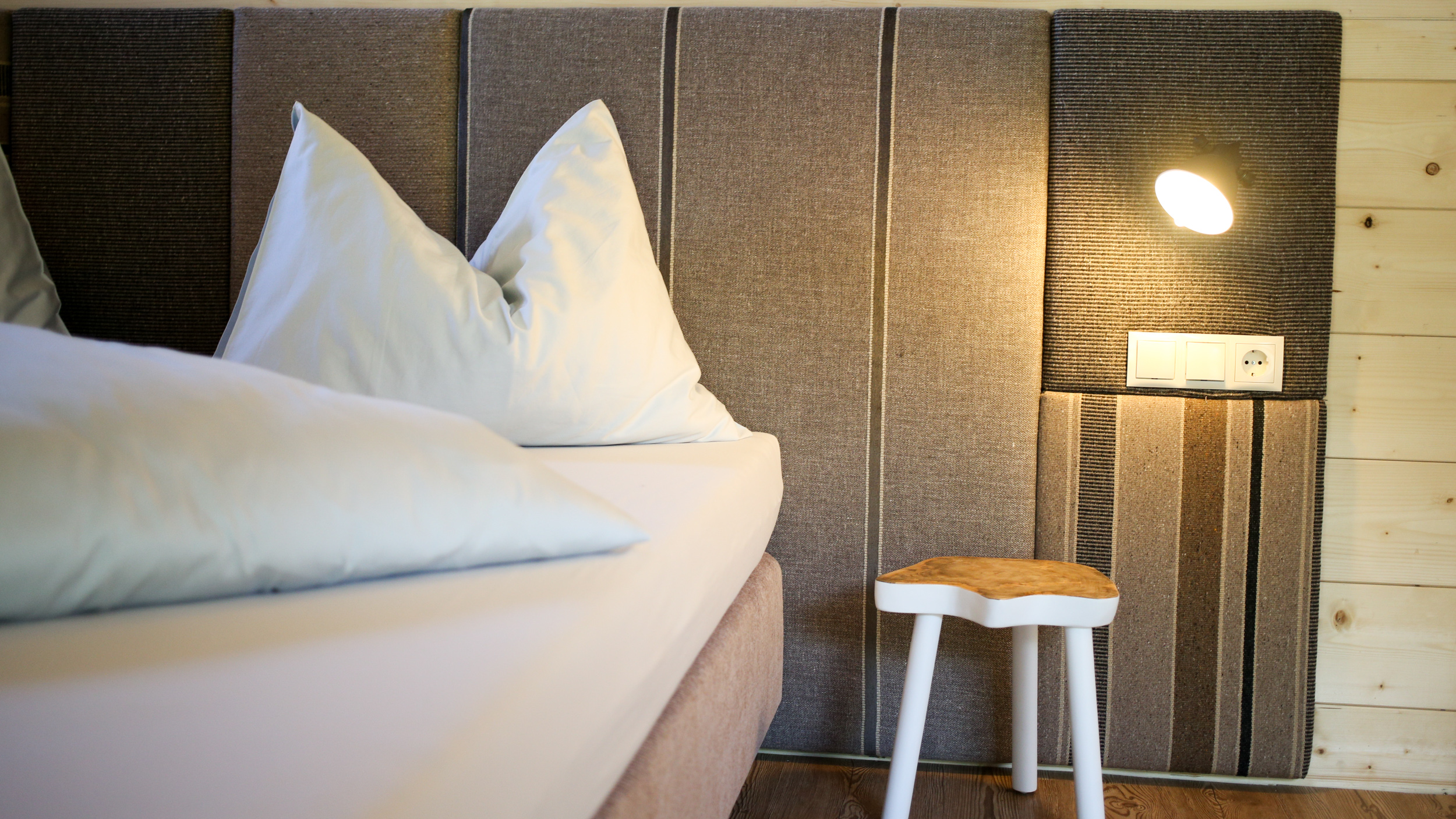 Schlafzimmer Montana Chalet (4 vorhanden)