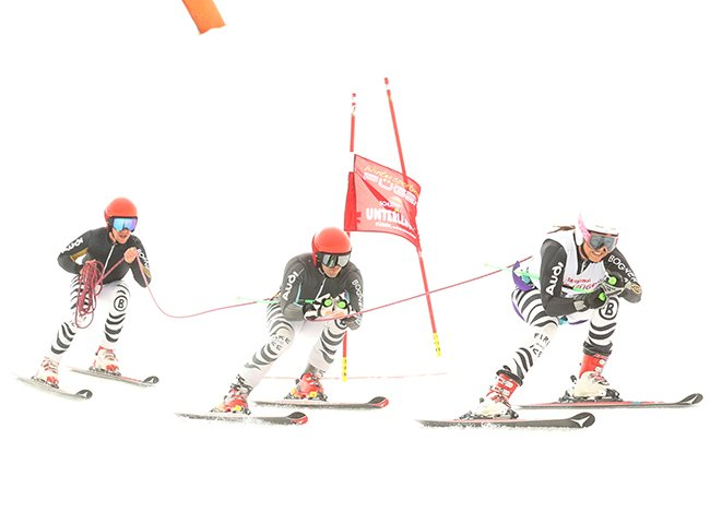 Tradition Hochfügen Skilegende Seilrennen