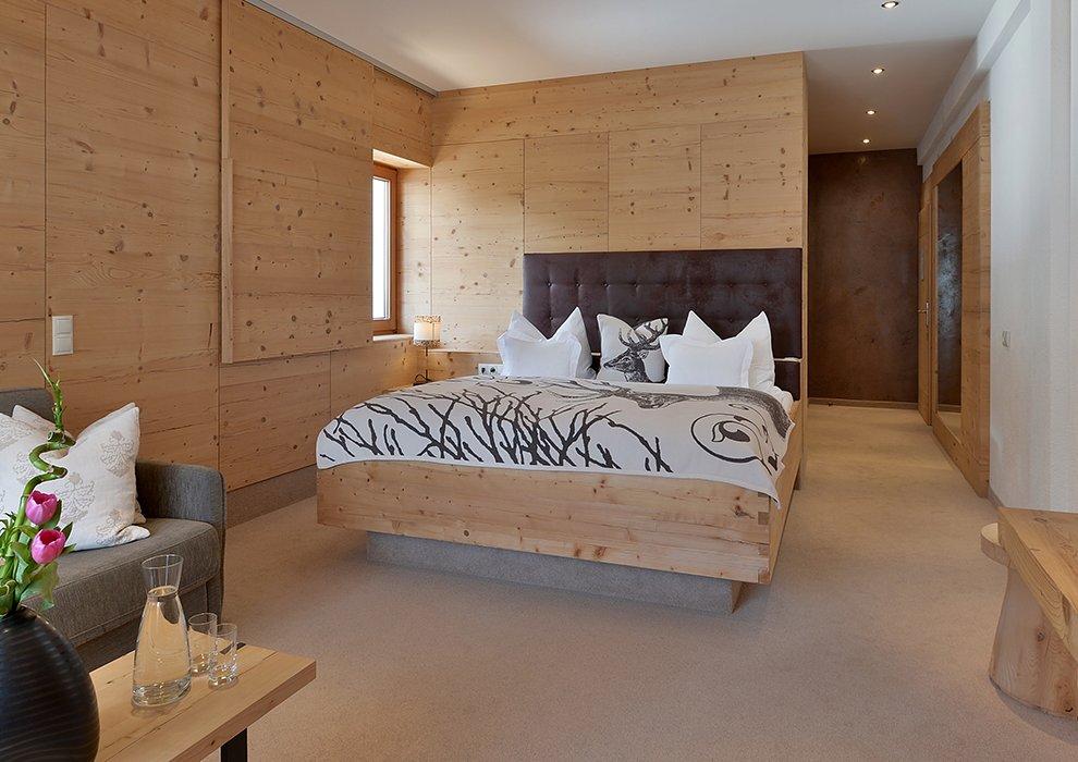 Hotel Almhof Zimmer Hochfügen Skigebiet Gemütlichkeit Übernachtung Hotelaufenthalt