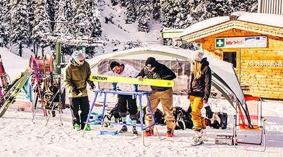 blacksheepsports freerideski profis markentesrt skigebiet piste zillertal