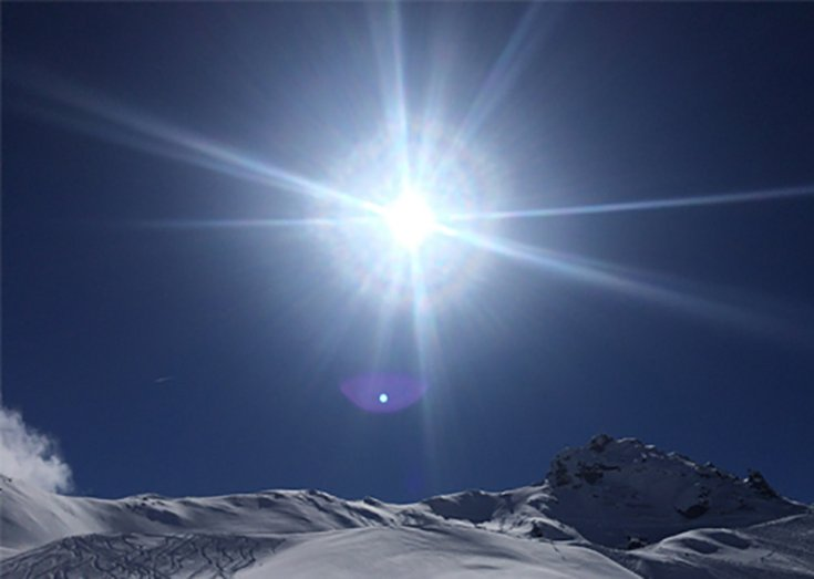 Skispass Hochfügen Frühlingsskifahren Zillertal Skigebiet Winter