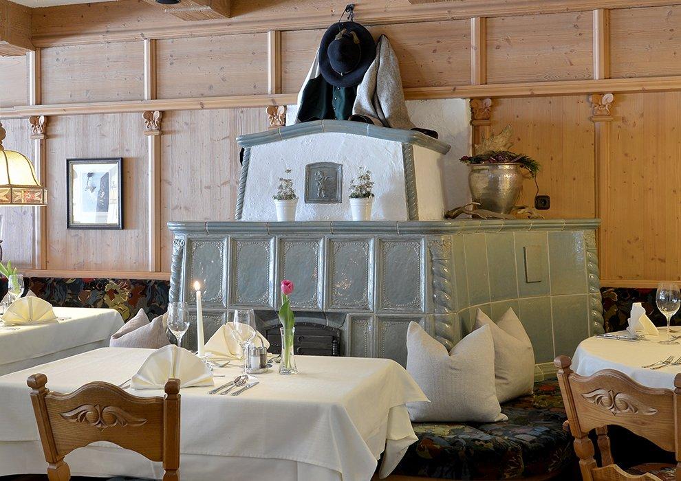 Hotel Almhof Genuss Stube Hochfügen Region Zillertal Speisen