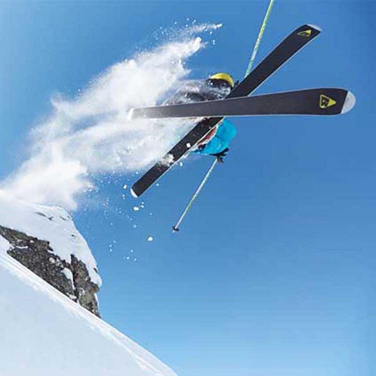 Hochfügen Freeridegebiet Powder Skiurlaub Tiroler Zillertal Winterspaß