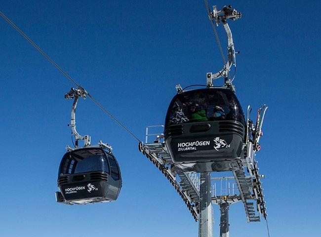 Pistenplan Öffnungszeiten Skilift Seilbahn Sessellift Schlepplift Zillertal Skigebiet Skiticket