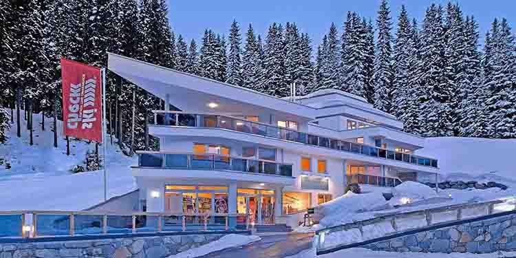 Chalet & Apart Hochfügen Zillertal Skiverleih Restaurant Hotel