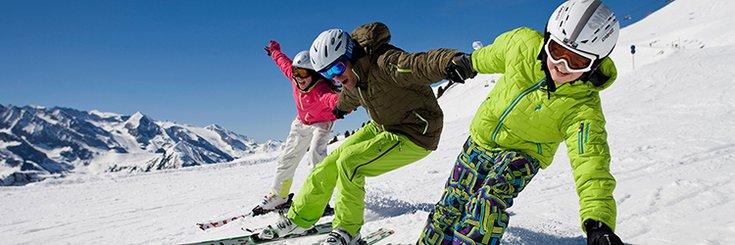 Hochfügen Ostern Skiregion Zillertal Familienurlaub Kinder