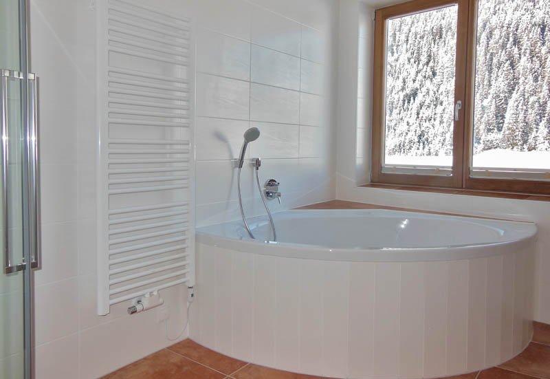 Hochfügen Chalet Appart Hochfügen Zillertal Hotelzimmer Bad