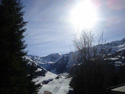 Hochfügen Zillertal Ausblick Panorama