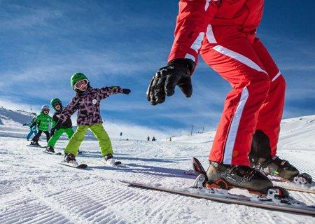 Skischule Kostenzer Kinderskikurs Skianfänger Wintersport Zillertal
