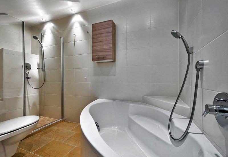 Hochfügen Badeinrichtung Chalet Apart Zillertal Tirol