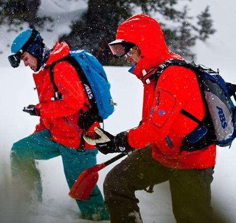 Notfall Freeride Ausrüstung im Zillertal