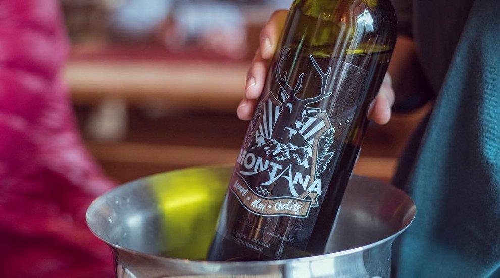 Montana Alm Zillertal Wein Hochfügen Speisen Schmankerl Kulinarik Winterurlaub