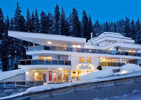 Chalet & Apart Hochfügen Spa Skischule Zillertal