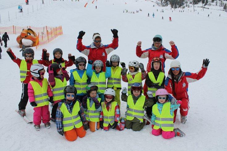 Skischule Total Spaß Zillertal Hochfügen Skipiste Hurra