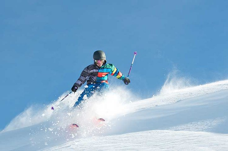 Freeride Camp Junior Winterurlaub Kinder Betreuung
