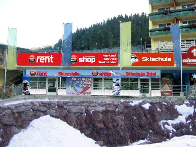 Skischule Skistandort Hochfügen Skigebiet