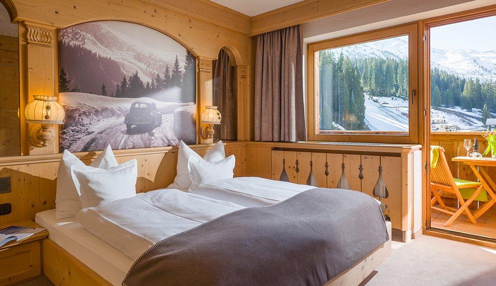 Hotel Almhof Suite Zillertal Übernachten Hochfügen Zweisamkeit