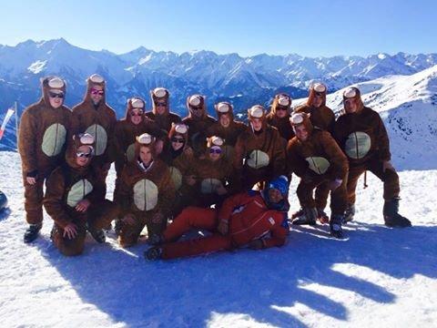 Skischule Skiunterricht Skilehrer Ausbildung Skifahren Wintersport