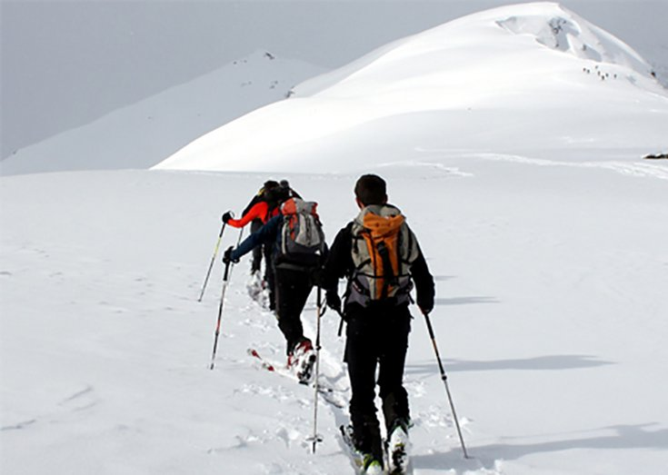 Hochfügen Wintersport Skiurlaub Skiregion Zillertal Schnee