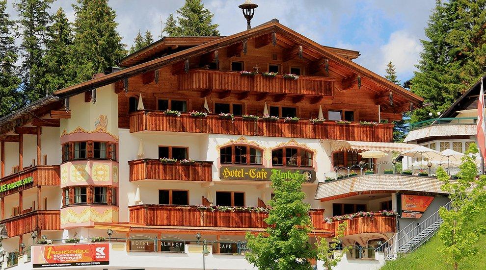 Hotel Skiregion Zillertal Hotel Almhof Urlaub Sommer