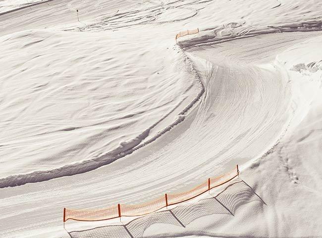 Funline Boardercross Steilkurve Pistenspaß Zillertal Tirol