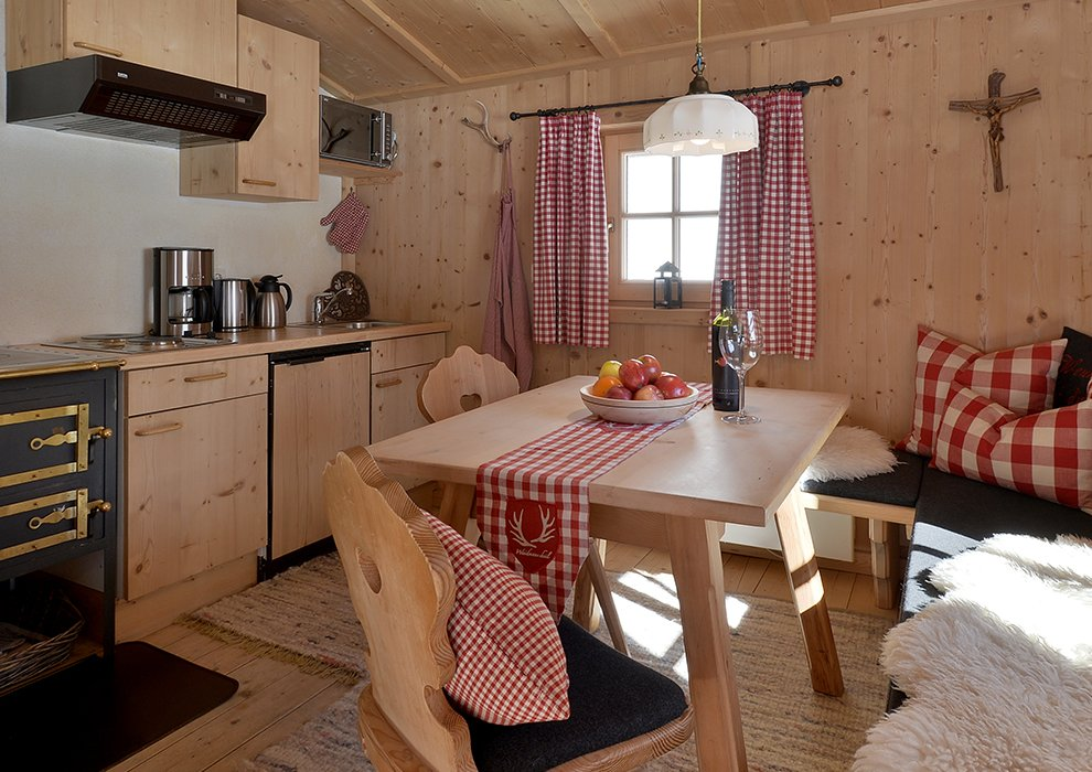 Appartement Hotel Almhof Skiregion Hochfügen Winterskiurlaub Schnee