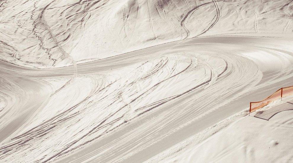 Riesenspaß Skifahren Wintersport Boardercross Funline Zillertal