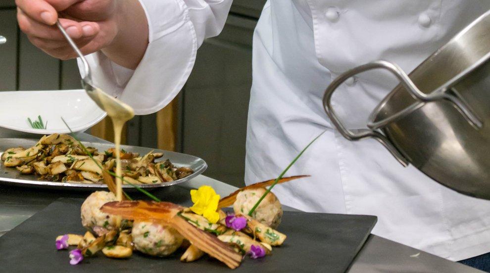 Haubenküche Alex Fankhauser Sporthotel Lamark Zillertal Hochfügen Gourmetküche