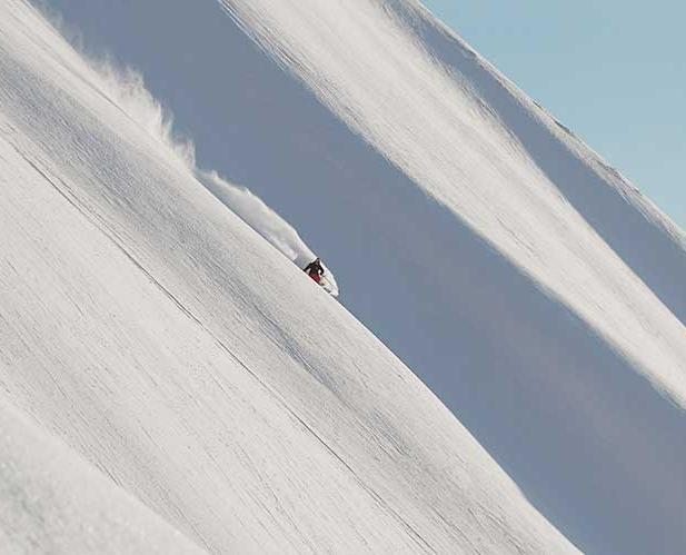 Heliskiing Vorbereitung Tiefschnee Zillertal Tirol Winter Urlaub