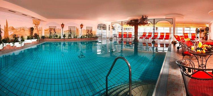Wellness Berghotel Hochfügen Entspannung Zillertal