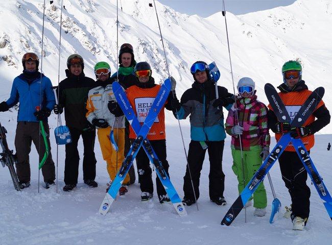 Skifriend Guide Powder Tiefschnee Skifahren Winter Hochfügen