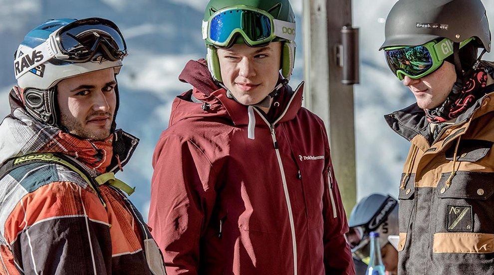 Wintersport Hochfügen Holzalm Skisport Zillertal Schneegenuss