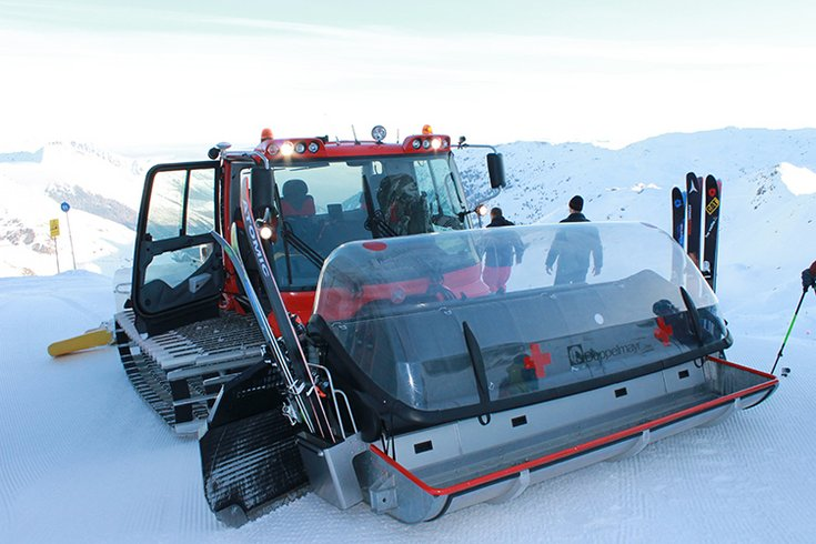 Hochfügen Cat-Skiing Tiefschnee Winterskiurlaub Skifahren