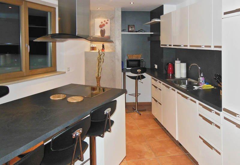 Chalet Apart Hochfügen Küchen Zimmerausstattung Zillertal Hotelaufenthalt