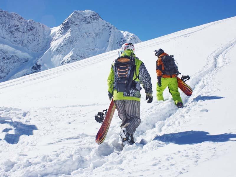 SkiCheck Skiprofis Tiefschnee Freeride Zillertal
