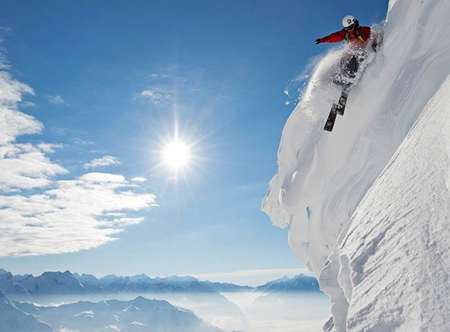 Skigebiet Freeride off-piste Zillertal Tirol Skiticket