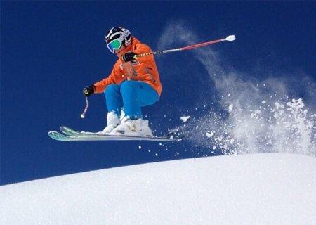 SkiCeck Zillertal Skifahren Tiefschnee Powdertraum Winterparadies