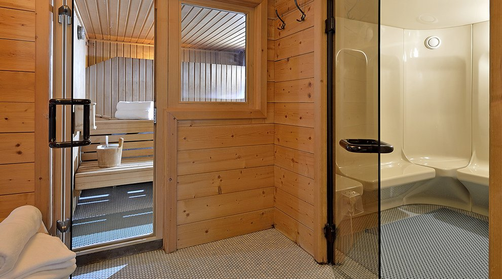 Hotel Almhof Saunagang Skigebiet Hochfügen Relaxen Entspannung