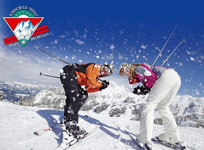 Skischule Total Skifahren Hochfügen Pistenplan