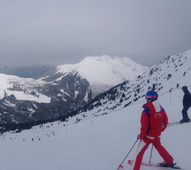 Skilehrer Skischule Wintersport Hochfügen Skitag