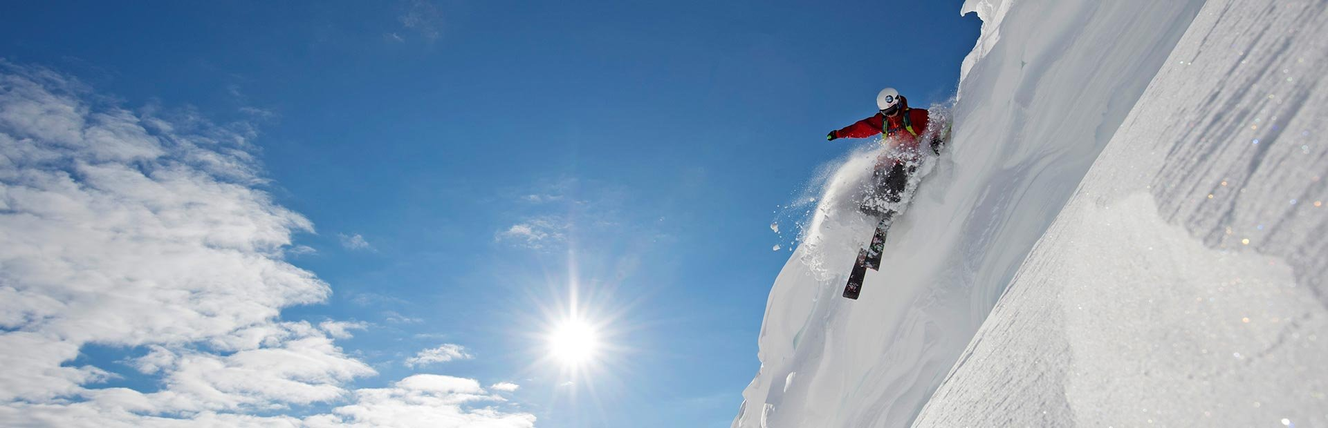 Zillertal Tirol Tiefschnee Schneewechten Schnee