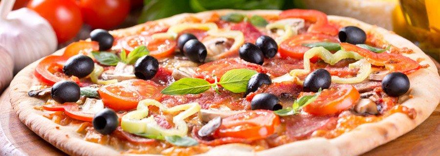 Pizza Gastronomie Hochfuegen