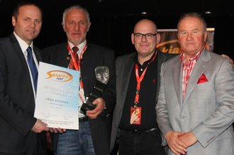 Auszeichnung Betriebsleiter Skiareatest Hochfuegen