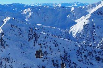 Alle Lifte und Pisten im Skigebiet Hochfügen im Zillertal