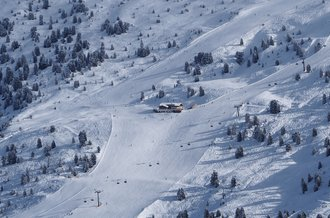 Alle Pisten für Ski- und Snowboarder im Winterurlaub im Skigebiet Hochfügen im Zillertal