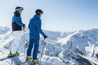 Ski Resort Hochfügen